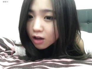 韩国超清纯漂亮性感的女神洗澡湿身诱惑 门把手自慰91