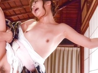 Hottest Japanese slut Anna Anjo in Fabulous JAV uncensored Creampie scene