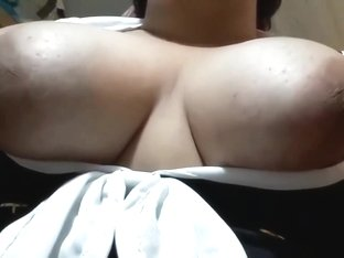 Chubby Latina Tits and Camel Toe Upskirt POV