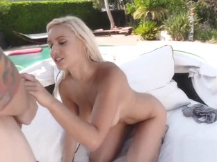 Teen booty jizz sprayed
