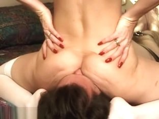 Obedient Husband Make A Kinky Sex Game With Wife And Lick Her Pussy And Ass