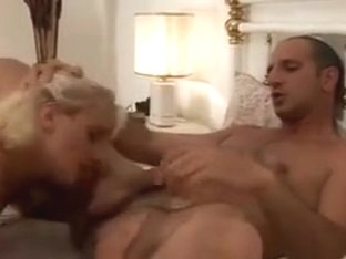 Old weird voyeur join couple for sexe