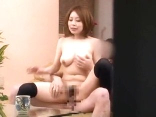 Best Japanese whore Akari Satsuki in Incredible Big Tits, Couple JAV movie