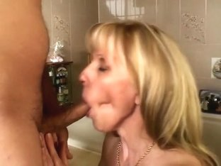A fresh youthful penis for older wife Carol
