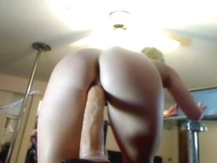 Dildoing while ride my bicycle