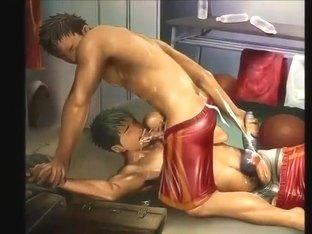 Lesbische Mütter haben Sex