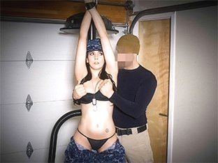 Kyra Rose in Military Sex Prisoner - Submissived