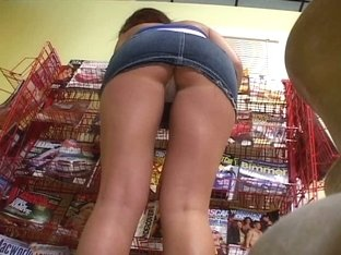 Shopping voyeur pictures