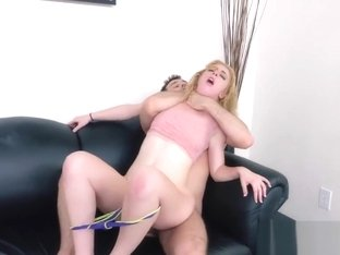 Bang Casting Amateur Bonnie Grey Gaping Puss