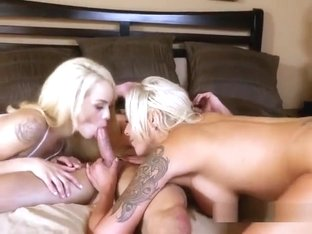 Hot Stepfamily Shares Big Cock And Jizz Of Delivery Guy