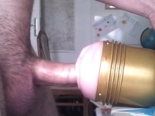 Fleshlight creampie 1