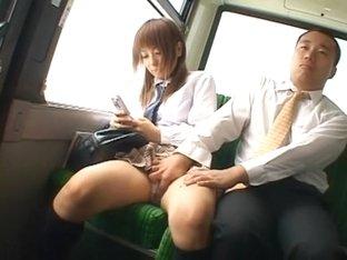 Teen school bus fotos de sexo