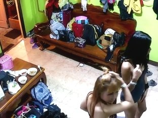 Hacked Cam Thailand Backstage Dressing Room