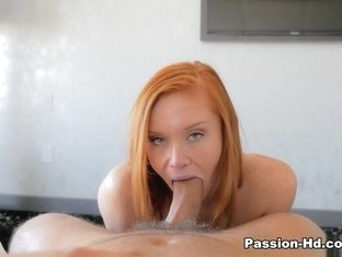 Best pornstar Alex Tanner in Fabulous Redhead, Small Tits porn video