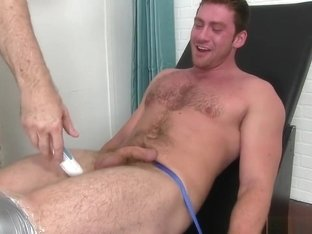 Connor Maguire Horny and Ticklish
