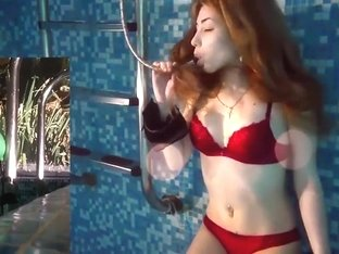 Ella underwater breathplay