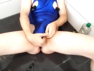 femboy swimsuit piss slut cd dwt bikini titplay