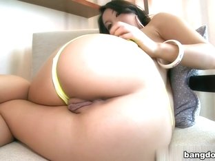 Asa Akira in Aurora and Asa Tear It Up