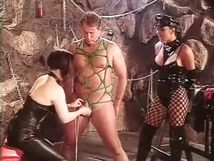Hank Armstrong & Anna Malle from Portrait of a Dominatrix(1999)