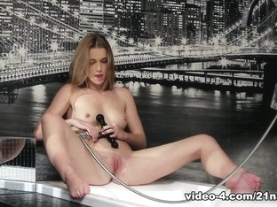 Hottest pornstar Alexis Crystal in Horny Masturbation, Showers adult movie