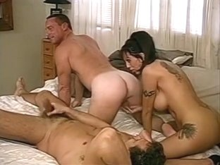 Lil somethin more porn gang bang