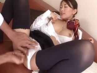 Horny Japanese whore Aoki Misora in Best Doggy Style, Fetish JAV clip