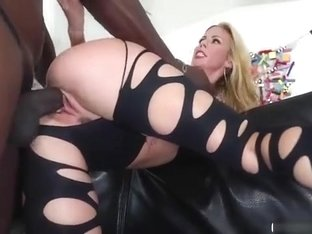 Alexis Fawx Spreads Legs And Takes Cock