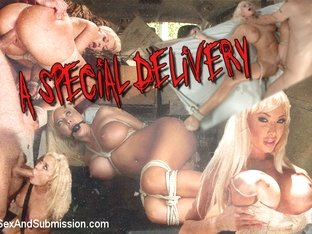 Mr. Pete & Summer Brielle in A Special Delivery - SexAndSubmission