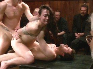 Cinema nude shaved