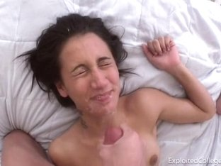 Amia - POV Video - ExploitedCollegeGirls
