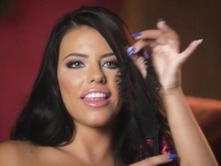 Crazy pornstar Adriana Chechik in Fabulous Masturbation, Brunette porn video