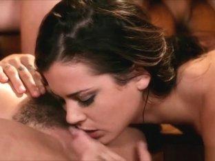 Double lesbea fuck orgasam