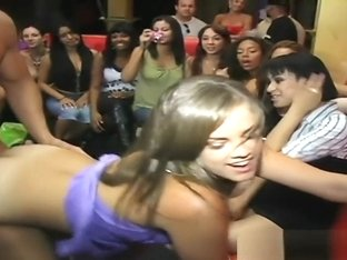 Amateur Babes Pounded At Stripper Party