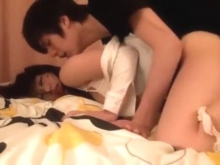 Fabulous Japanese chick Ayu Sakurai, Leo Saionji in Best Big Tits, Fingering JAV movie