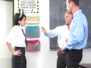 Bitch Allora Ashlyn Bang Teachers