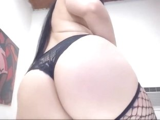Sexy long haired colombian striptease  long hair  hair 1