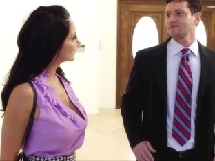 Ava Addams Bridgette B Fight For A Man