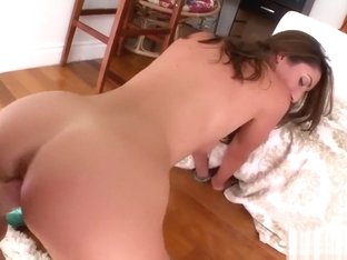 Tall white girl Angelica Saige Doggystyle