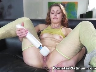 Fallon West in Fan Toys In Use - PornstarPlatinum