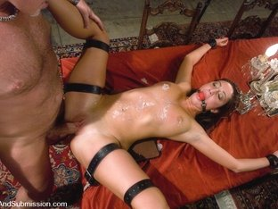 Mark Davis  Angelica Saige in Angelica Saige - SexAndSubmission