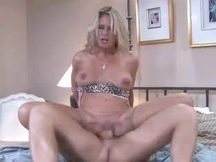 Bridgett Lee is getting pounded by Danny Wylde
