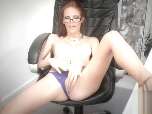 Lady boss loves anal office sex