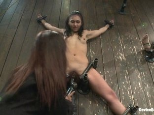 Miss Jade Indica  Isis Love  Amber Rayne in Aphla  Omega working together to make little bitches c.