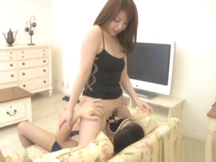 Misa Yuki mature Japanese babe is a dirty chick