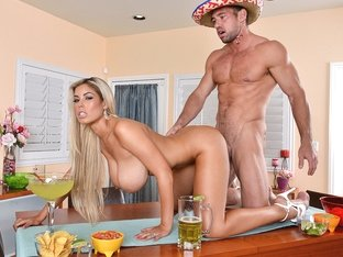 Bridgette B. & Johnny Castle in LatinAdultery