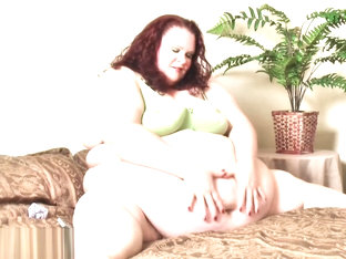 Your Skinny Wife Doesn't Do It For You - Only FAT Gaining SSBBW's Will Do