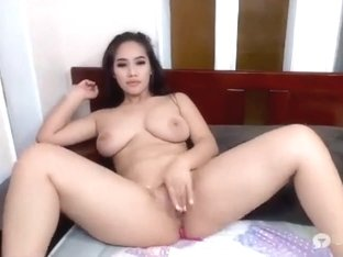 Indonesian-Chinese girl NAKED BUSTY 6