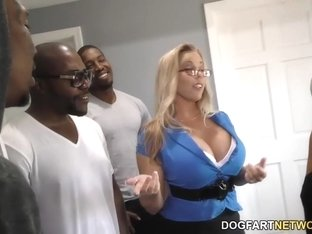 Goldie coxx gang bang thought differently