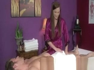 Masseuse has all the tricks needed to give a happy ending
