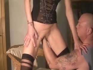 Kinky pornstar is ravaging a hole